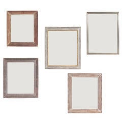 Selection of Vintage Mirrors