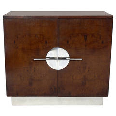 Art Deco Cabinet by Walter Dorwin Teague