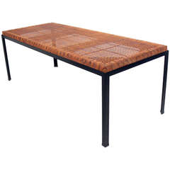 Iron And Reed California Modern Dining Table By Danny Ho Fong. Triangular  ...