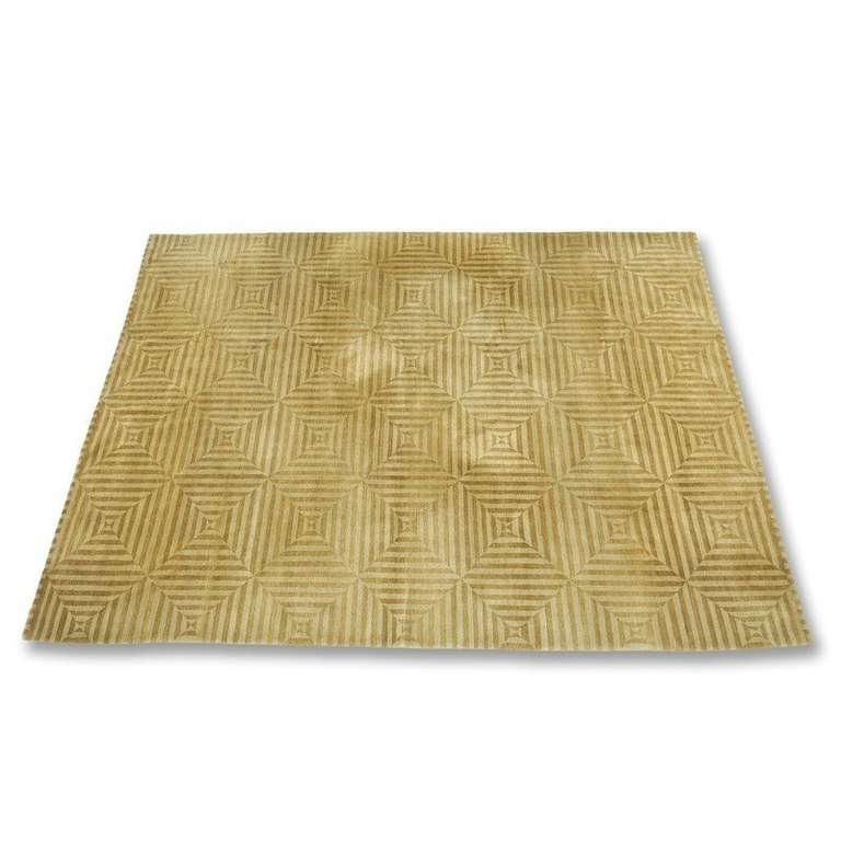 Tufenkian Tibetan Hand Knotted Wool Rug For