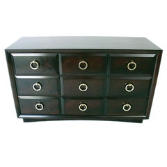 Elegant Chest by T.H. Robsjohn Gibbings - Pair Available