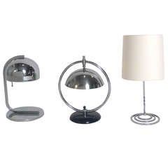 Art Deco Desk Lamps