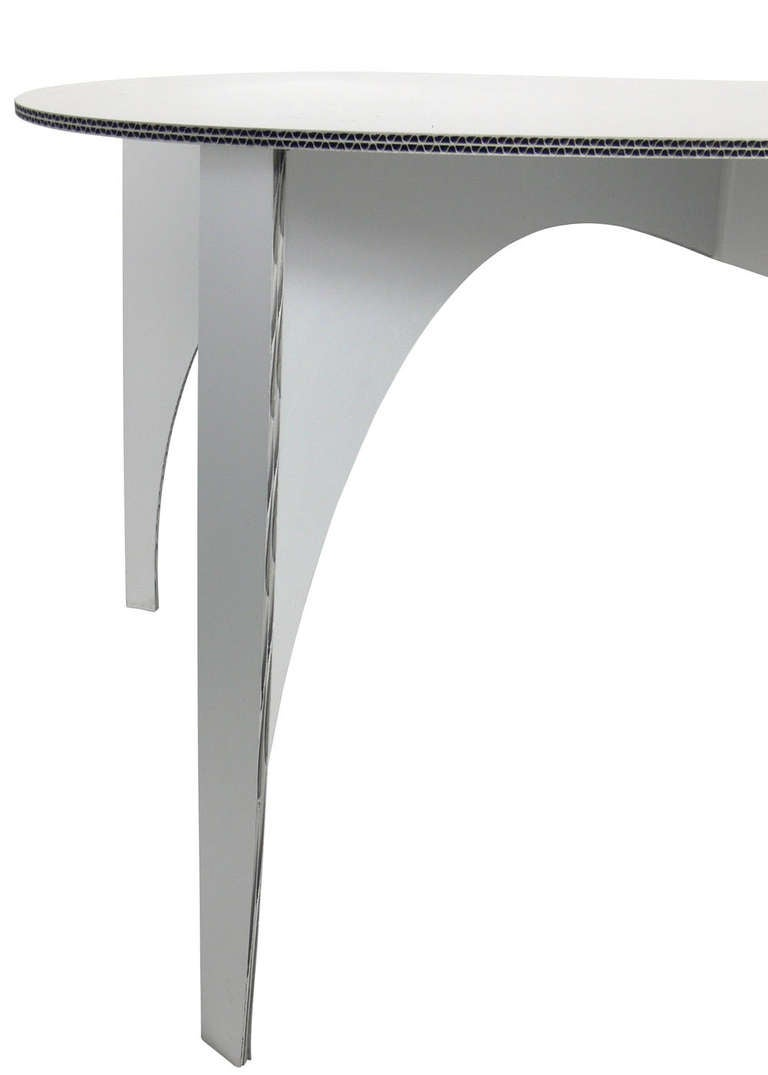 Sculptural Aluminum Dining Table By Ron Arad At Stdibs - Aluminum dining table
