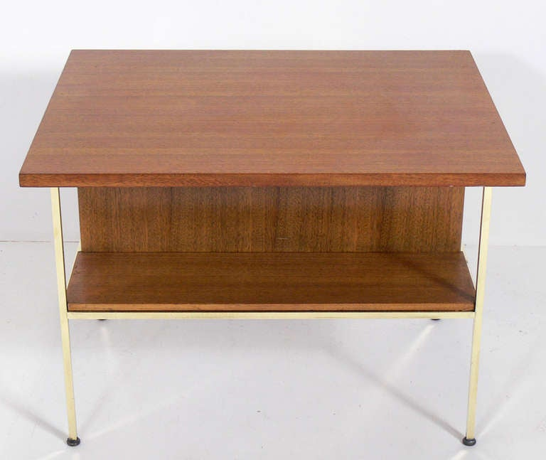 Pair of Modernist Nightstands or End Tables by Paul McCobb 5