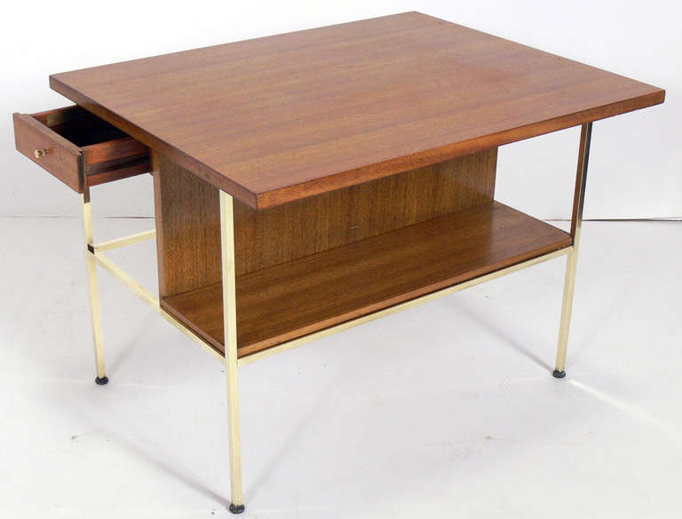 Pair of Modernist Nightstands or End Tables by Paul McCobb 6