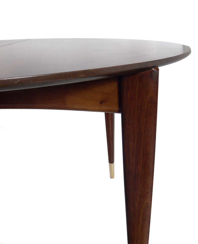 Gio ponti dining table seats 4 12 people at 1stdibs for 12 person dinning table
