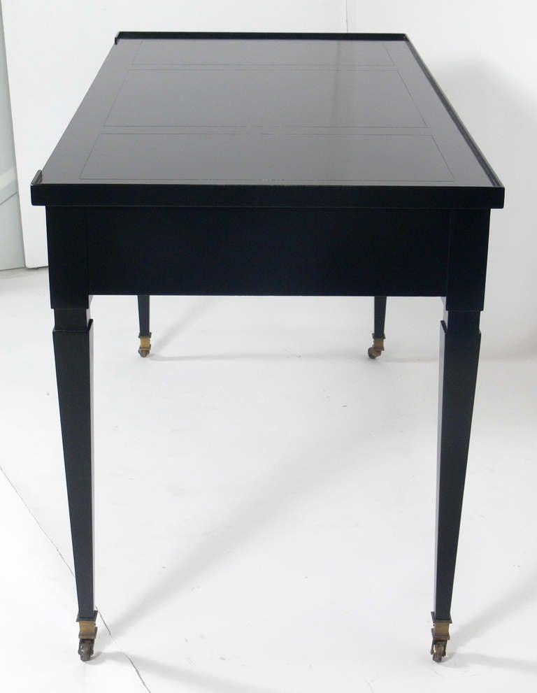 Elegant Neoclassical Desk by Baker at 1stdibs