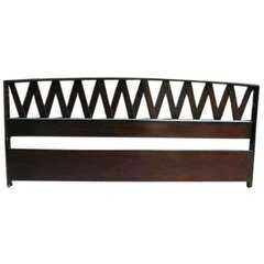 King Size Headboard by Paul Frankl - Pair Available