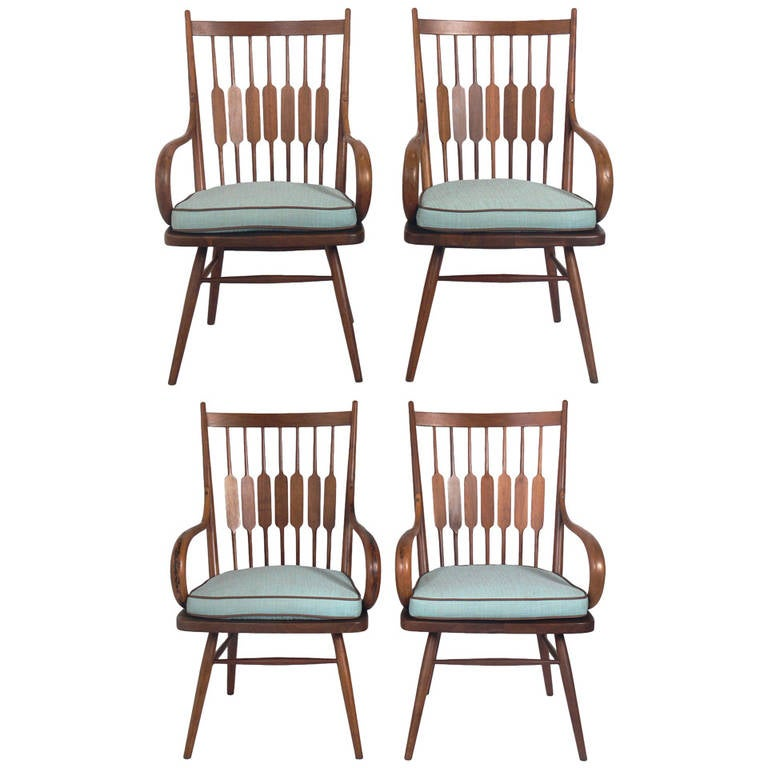 Set of Four Dining Chairs by Kipp Stewart