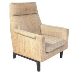 Tall Back Dunbar Lounge Chair