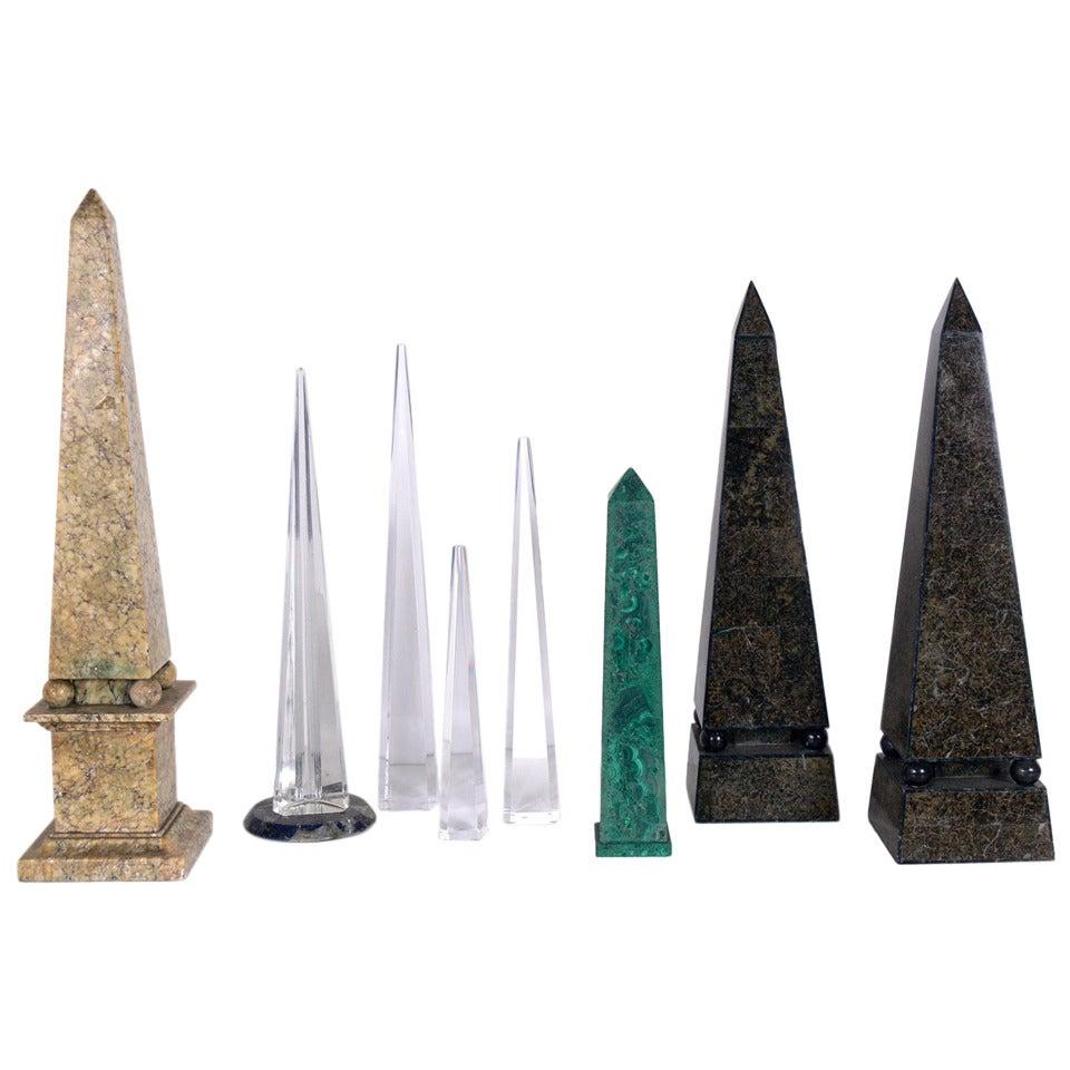 Group of Obelisks For Sale