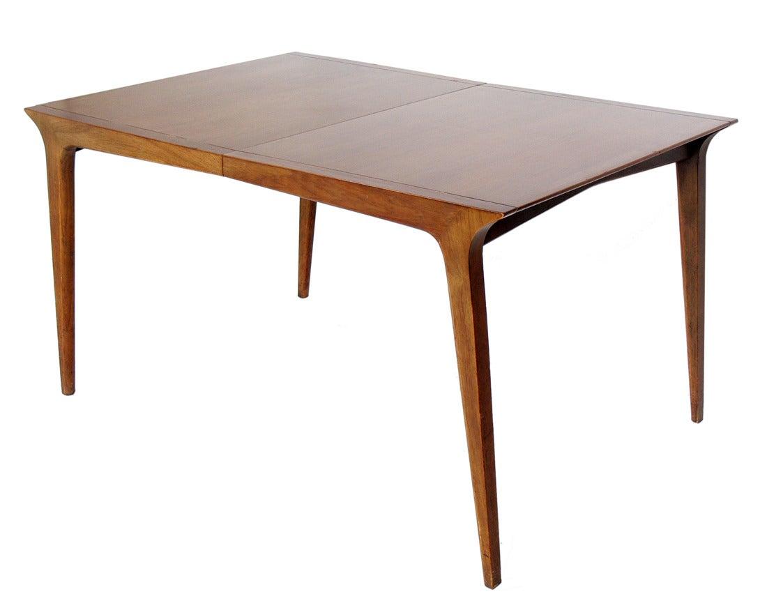 mid century modern dining table by john van koert for drexel at  - mid century modern dining table by john van koert for drexel