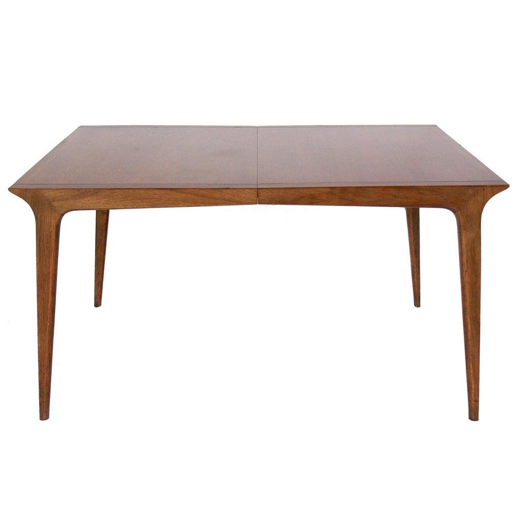 Mid century modern dining table by john van koert for for Mid century modern dining table