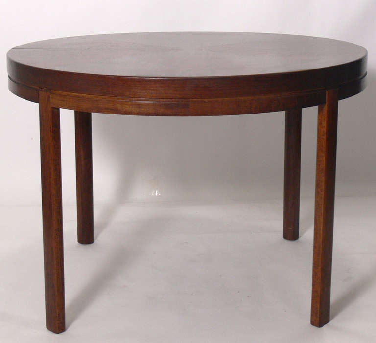Midcentury Modern Walnut Dining Table Seats From 4 12 People Image 2