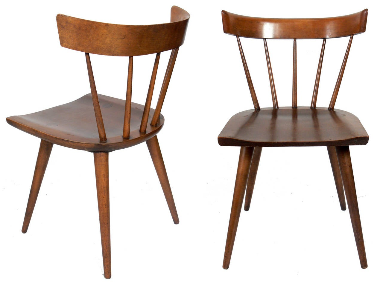 American Selection of Mid Century Modern Desk Chairs For Sale
