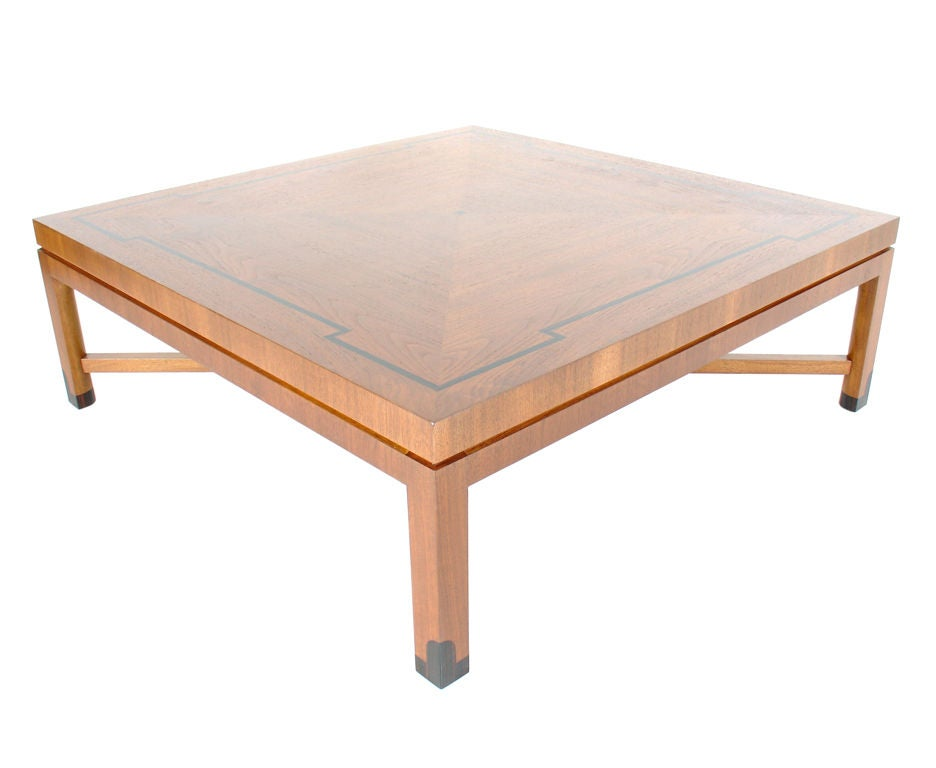 Elegant Coffee Table By Tommi Parzinger At 1stdibs