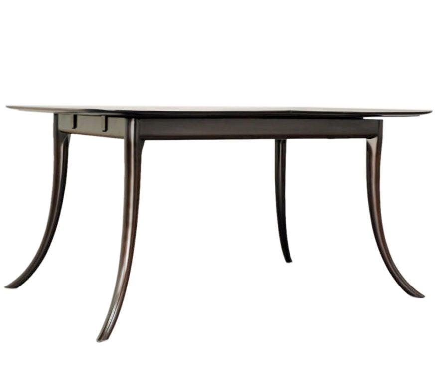 klismos leg bench ~ klismos leg dining table by t h robsjohn gibbings at 1stdibs