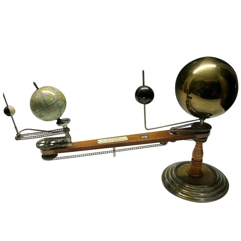 Planetarium Model At 1stdibs