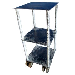 3 Tier Rolling Table