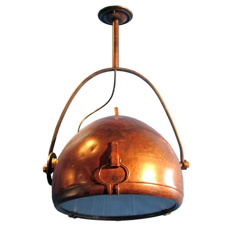 Copper  GE Light