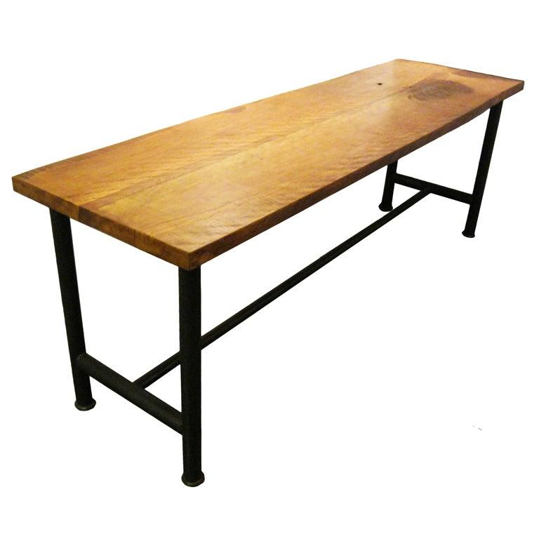 Art Van Foyer Tables : Custom console table designed by jur van der oord at stdibs