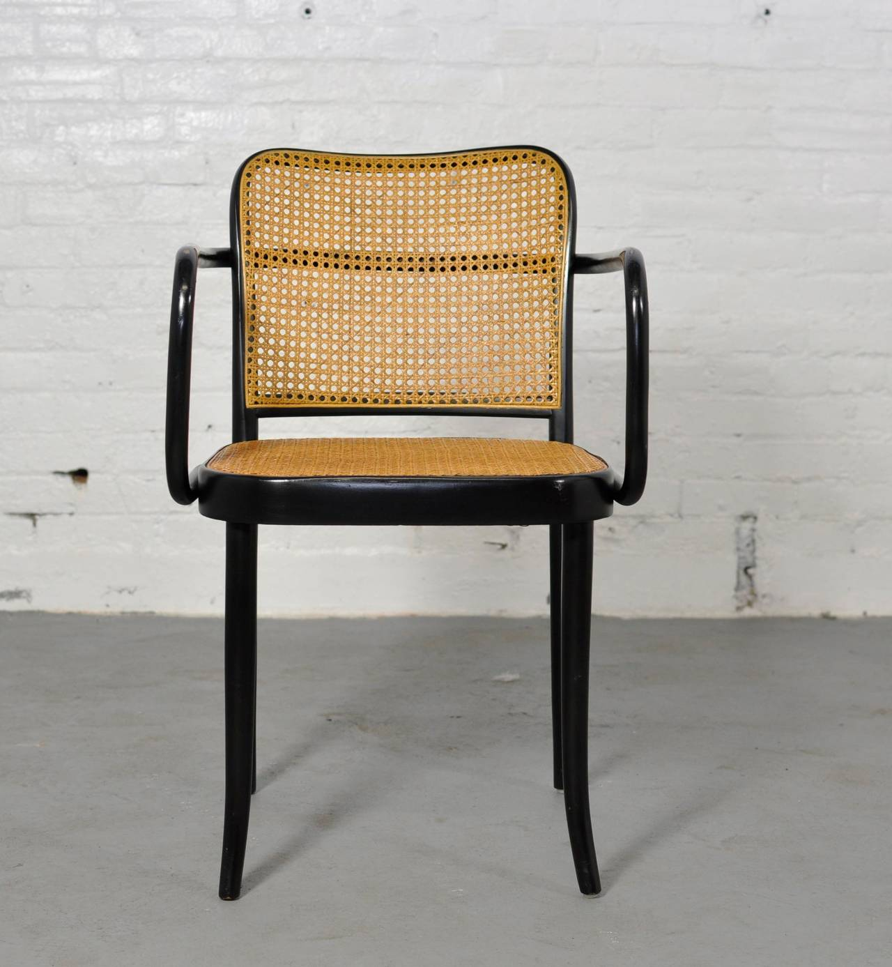 Set Of Six Prague 811 Chairs For Stendig At 1stdibs