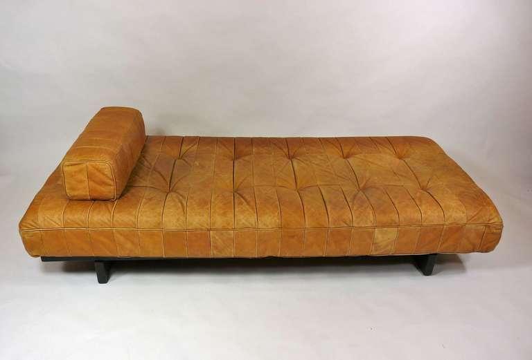 de sede ds 80 daybed at 1stdibs. Black Bedroom Furniture Sets. Home Design Ideas