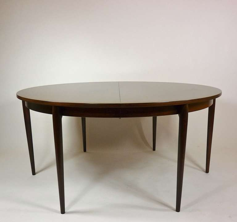 this danish rosewood dining table is no longer available