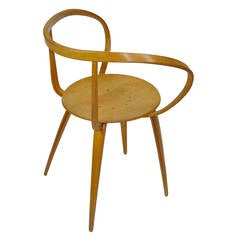 George Nelson Pretzel Chair