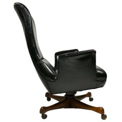 Rare Vladimir Kagan Desk Chair