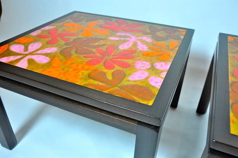 American Harvey Probber Side Tables For Sale