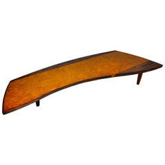George Nakashima Coffee Table for Widdicomb