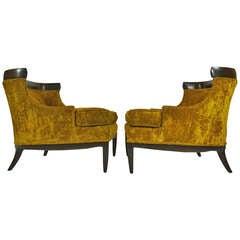 Pair of Erwin-Lambeth Chairs