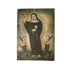 Santa Rita Retablo