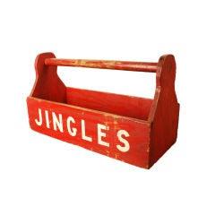 Jingles the Clown Prop Box