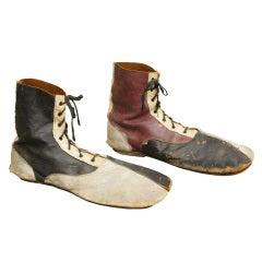 c. 1900 Clown Shoes