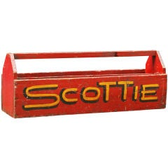 """Scottie"" Tool Caddy"