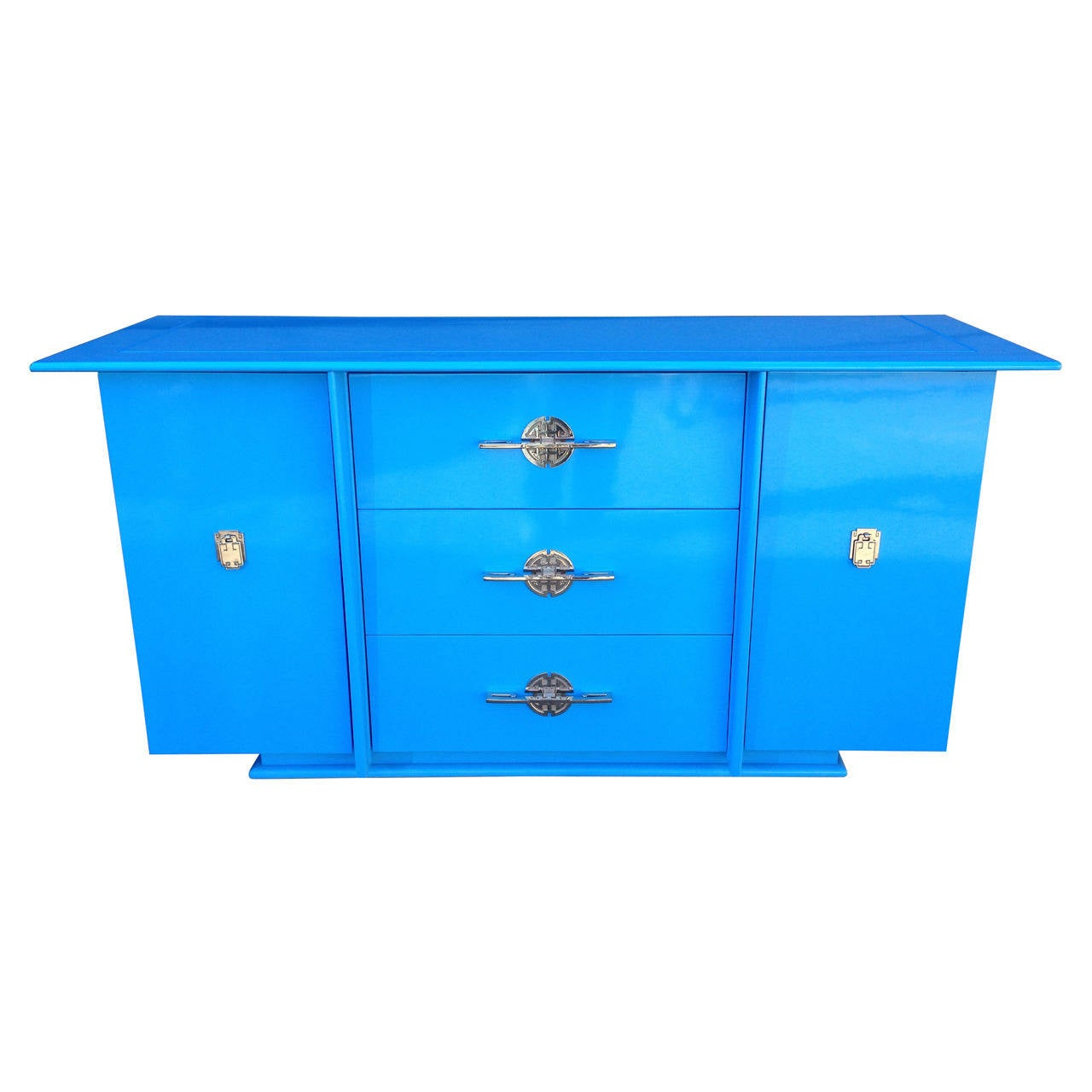 Beautiful Blue Dresser