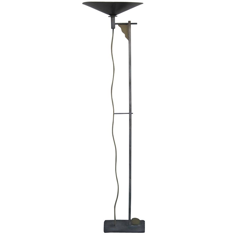 Robert Sonneman Attributed Floor Lamp