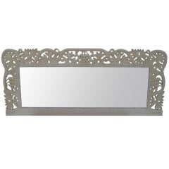 Dorothy Draper Mirror Head Board