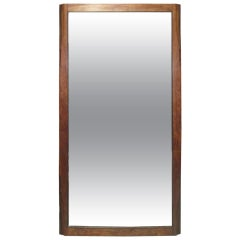 Large Palisander Studio Mirror