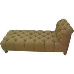 Tufted Modern Chaise Longue