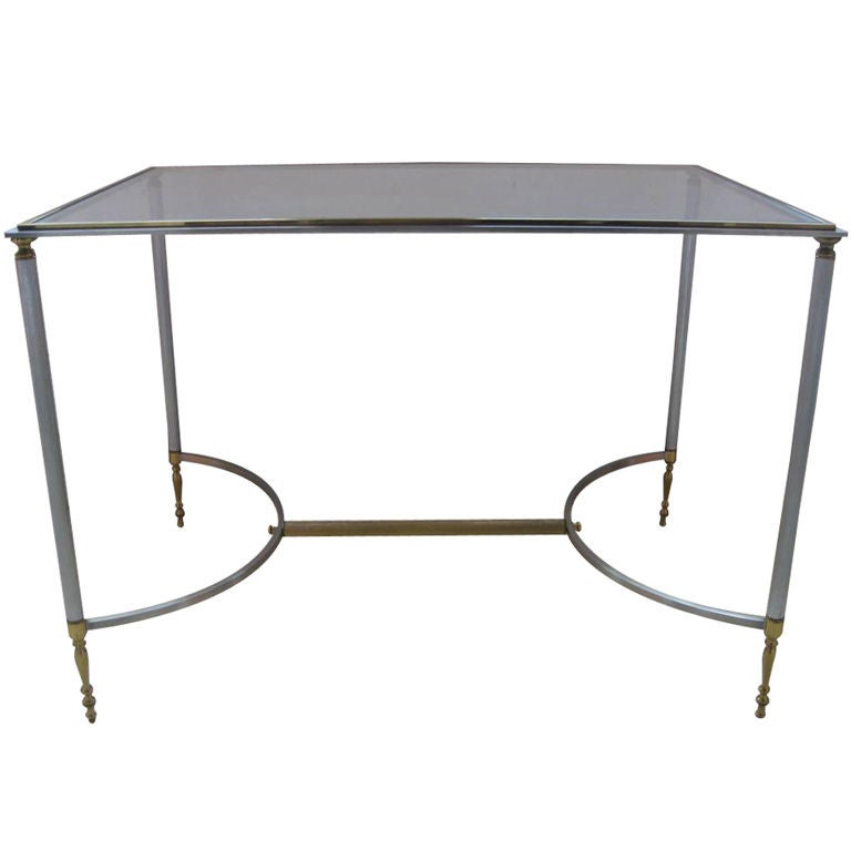 Directoire Center Table after Maison Jansen