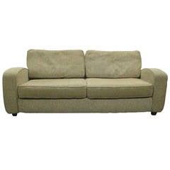 Single Art Deco Sofa after Paul Frankl