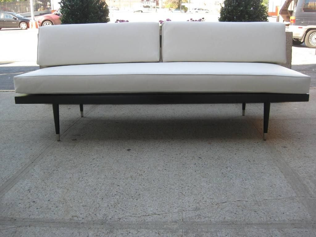 Single modern day bed sofas at 1stdibs for Modern day furniture