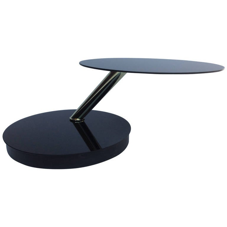 Accenttric Side or Cocktail Table For Sale