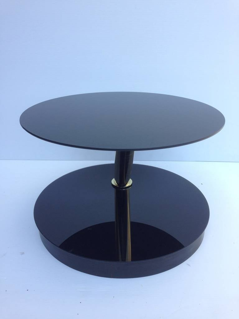 Accenttric Side or Cocktail Table In Good Condition For Sale In Bronx, NY