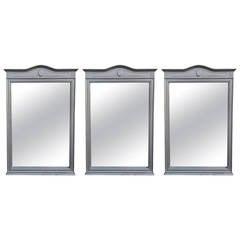 Single, Pair or Set of Three Mirrors