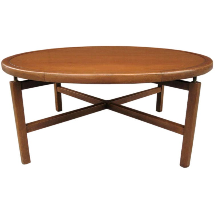 Stunning floating baker cocktail table for sale at 1stdibs Baker coffee table