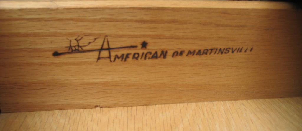 American of Martinsville Desk 5